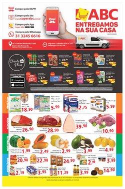 Ofertas Supermercados no catálogo Supermercados ABC em Belo Horizonte ( 2 dias mais )