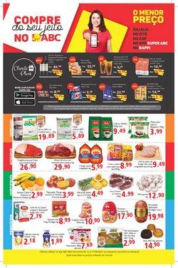 Catálogo Supermercados ABC em Belo Horizonte ( Publicado a 2 dias )