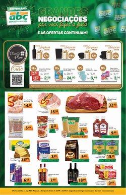 Catálogo Supermercados ABC (  Publicado hoje)