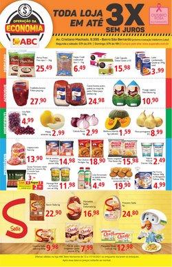 Catálogo Supermercados ABC (  Vence hoje)