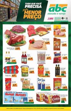 Ofertas de Supermercados ABC no catálogo Supermercados ABC (  Publicado ontem)