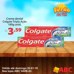 Promoção de Supermercados ABC no folheto de Divinópolis