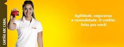 Promoção de Drogaria ABC no folheto de Divinópolis