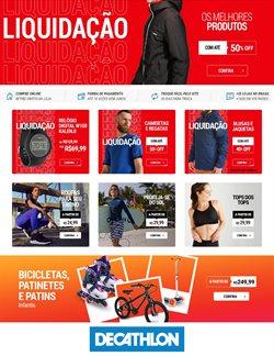Ofertas Esporte e Fitness no catálogo Decathlon em Santos ( 4 dias mais )