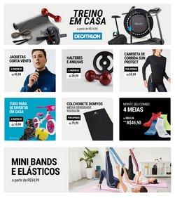 Ofertas Esporte e Fitness no catálogo Decathlon em Ribeirão Preto ( 3 dias mais )