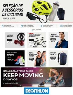 Ofertas Esporte e Fitness no catálogo Decathlon em Sorocaba ( Publicado a 2 dias )