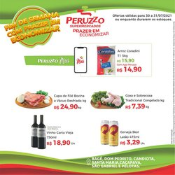Ofertas de Supermercados no catálogo Peruzzo (  Válido até amanhã)