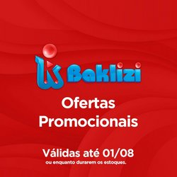 Ofertas de Supermercados Baklizi no catálogo Supermercados Baklizi (  2 dias mais)