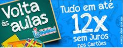 Promoção de Supermercados Baklizi no folheto de Uruguaiana