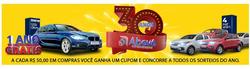 Promoção de Abevê Supermercados no folheto de Dourados