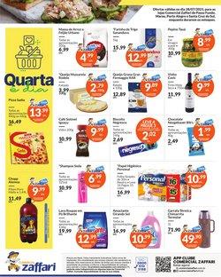 Ofertas de Comercial Zaffari no catálogo Comercial Zaffari (  Vence hoje)