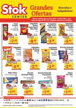 Ofertas Supermercados no catálogo Stok Center em Caxias do Sul ( 3 dias mais )