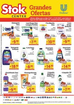 Ofertas Supermercados no catálogo Stok Center em Caxias do Sul ( Publicado hoje )