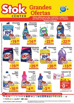 Ofertas de Supermercados no catálogo Stok Center (  Vence hoje)