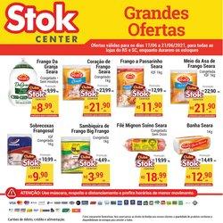 Ofertas de Supermercados no catálogo Stok Center (  Válido até amanhã)