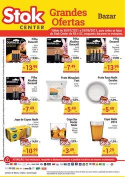 Ofertas de Supermercados no catálogo Stok Center (  Publicado hoje)