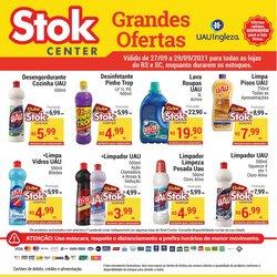 Ofertas de Stok Center no catálogo Stok Center (  8 dias mais)