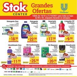 Ofertas de Stok Center no catálogo Stok Center (  Vence hoje)