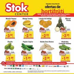 Catálogo Stok Center (  Válido até amanhã)