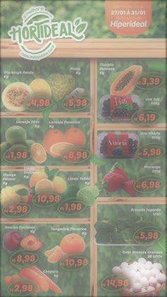 Ofertas Supermercados no catálogo Hiperideal Supermercados em Lauro de Freitas ( 3 dias mais )