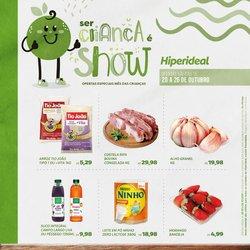 Ofertas de Hiperideal Supermercados no catálogo Hiperideal Supermercados (  4 dias mais)