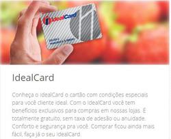 Promoção de Hiperideal Supermercados no folheto de Salvador