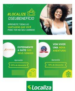 Ofertas Viagens, Turismo e Lazer no catálogo Localiza em Caruaru ( 14 dias mais )