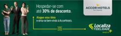 Promoção de Localiza no folheto de São Carlos