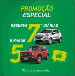 Cupom Localiza em Curitiba ( Publicado hoje )