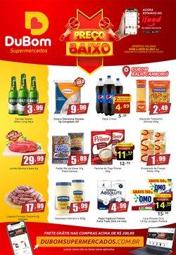 Catálogo Dubom Supermercados (  7 dias mais)