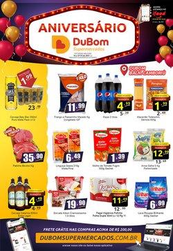 Catálogo Dubom Supermercados (  9 dias mais)