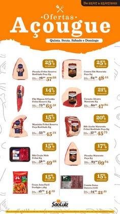 Ofertas de Mercadinhos São Luiz no catálogo Mercadinhos São Luiz (  Publicado hoje)