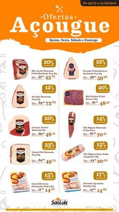 Ofertas de Supermercados no catálogo Mercadinhos São Luiz (  Publicado ontem)
