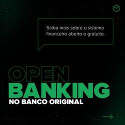 Ofertas de Bancos e Serviços no catálogo Banco Original (  Válido até amanhã)