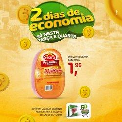 Ofertas de Supermercados Nori no catálogo Supermercados Nori (  Vence hoje)