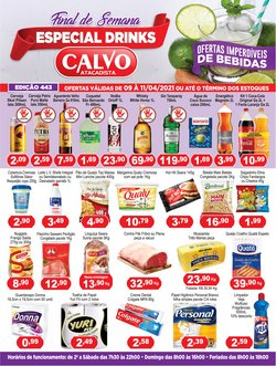 Catálogo Calvo Atacadista (  Vence hoje)