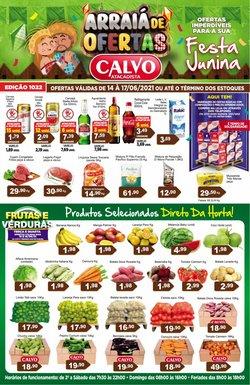 Ofertas de Calvo Atacadista no catálogo Calvo Atacadista (  Publicado hoje)