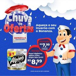 Ofertas de Bonanza Supermercados no catálogo Bonanza Supermercados (  6 dias mais)