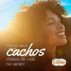 Catálogo Farma Conde em Brasília ( Vencido )