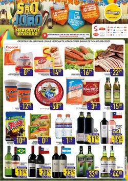 Ofertas de Mercantil Rodrigues no catálogo Mercantil Rodrigues (  Vence hoje)