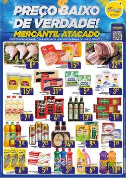 Ofertas de Supermercados no catálogo Mercantil Rodrigues (  Vence hoje)