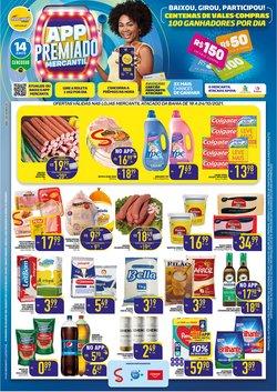 Ofertas de Supermercados no catálogo Mercantil Rodrigues (  Publicado ontem)