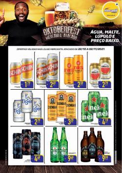 Ofertas de Supermercados no catálogo Mercantil Rodrigues (  Publicado hoje)