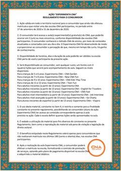 Catálogo CNA em Salto ( Vencido )