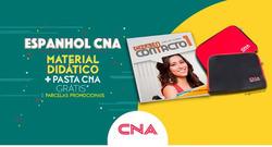 Promoção de Bancos e Serviços no folheto de CNA em Nova Iguaçu