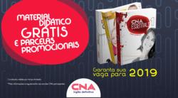 Promoção de Bancos e Serviços no folheto de CNA em São Paulo