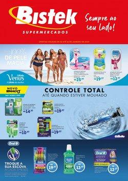 Catálogo Bistek Supermercados em Florianópolis ( Mais de um mês )