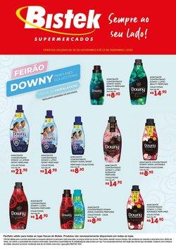 Catálogo Bistek Supermercados em Florianópolis ( 9 dias mais )
