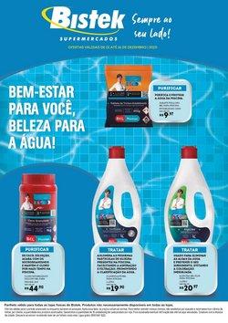 Catálogo Bistek Supermercados em Florianópolis ( Publicado a 3 dias )