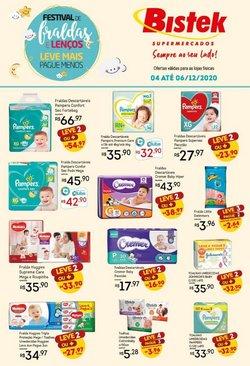 Catálogo Bistek Supermercados em Florianópolis ( 2 dias mais )